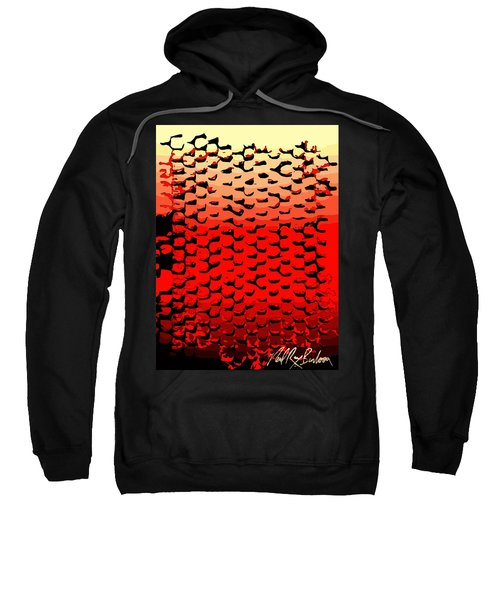 Vibrational Bricks Sweatshirt