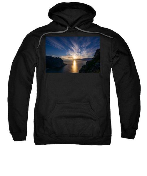 View From Ryten Sweatshirt