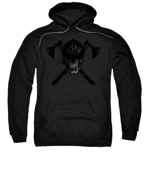 Viking Skull Sweatshirt