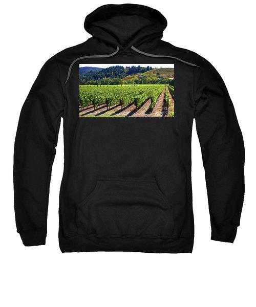 Vineyards In Sonoma County Sweatshirt