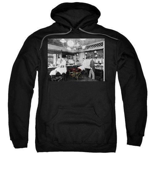 Vintage Barbershop 4 Sweatshirt