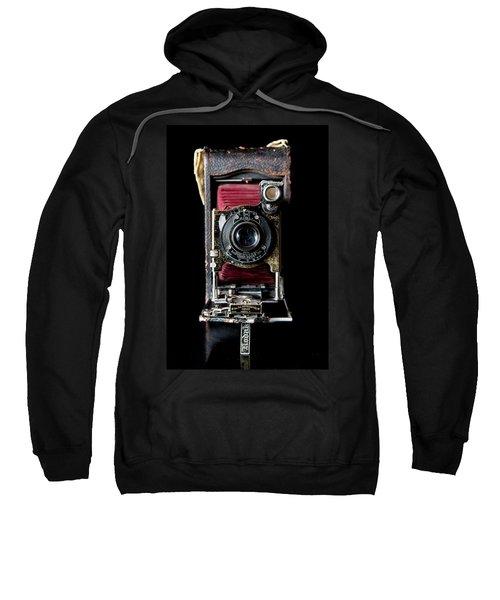 Vintage Bellows Camera Sweatshirt