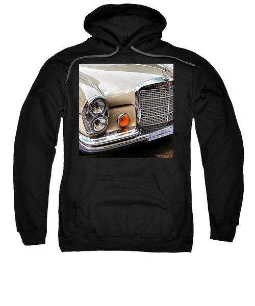 #vintage #car Corner Peek-a-boo Sweatshirt