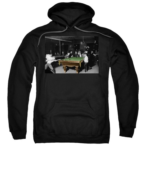 Vintage Pool Hall Sweatshirt