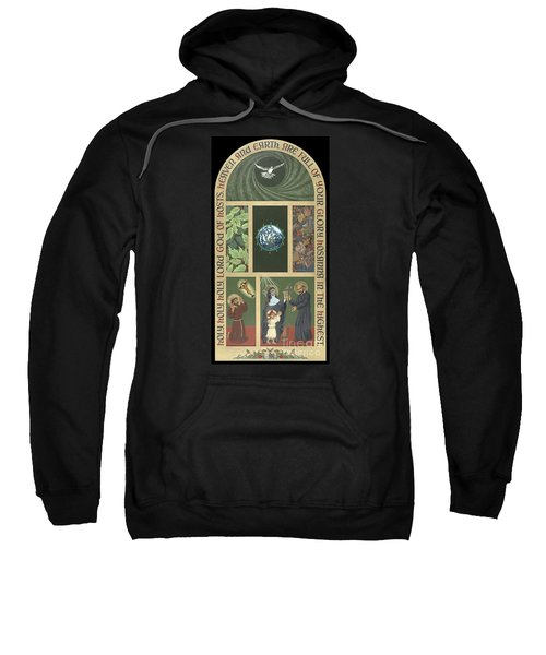 Viriditas - Finding God In All Things Sweatshirt