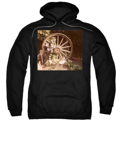 Wagon Wheel Memoir Sweatshirt