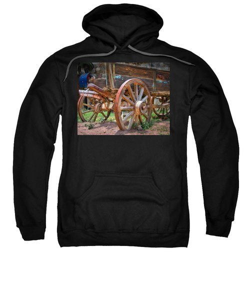 Wagons Ho Sweatshirt