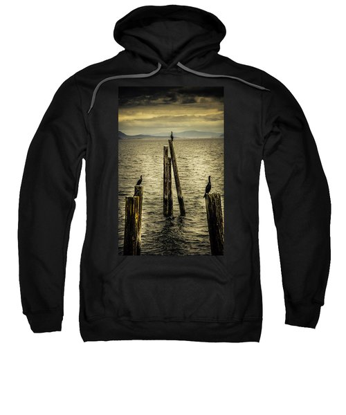 Waiting For Dinner Sweatshirt