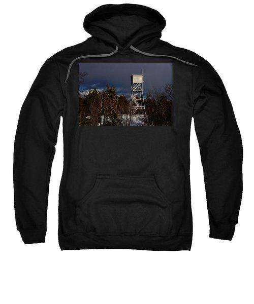 Waiting Tower Sweatshirt