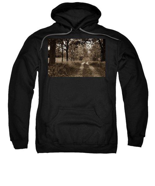 Walnut Lane Antiqued Sweatshirt