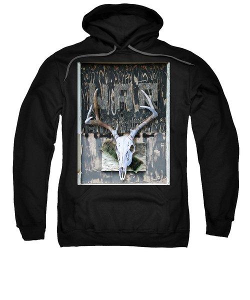 War Skull Sweatshirt