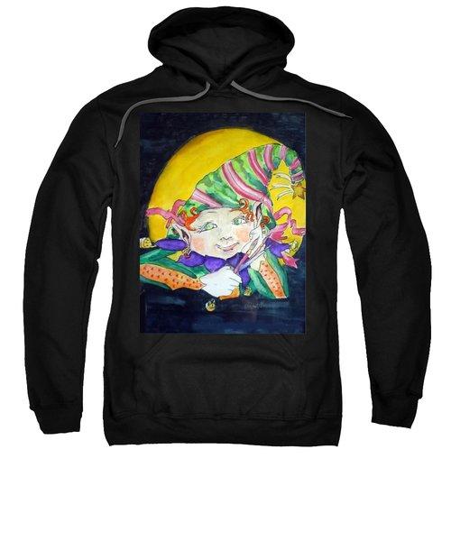 Elfin Artist Sweatshirt