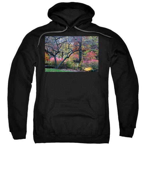 Watercolor Forest Sweatshirt