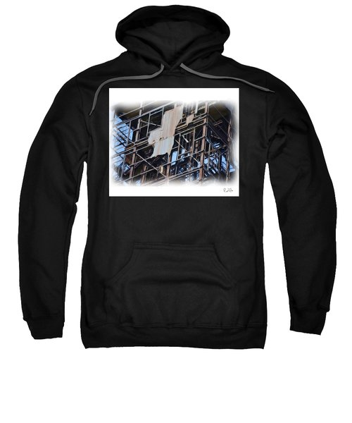 Waterfront Decay Three Sweatshirt