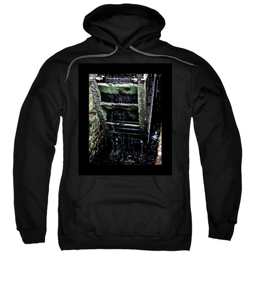 Waterwheel 1 Sweatshirt