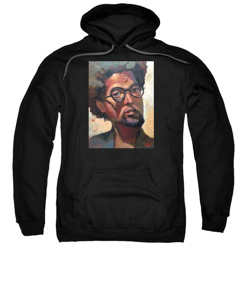 Sweatshirt featuring the painting We Dream by JaeMe Bereal