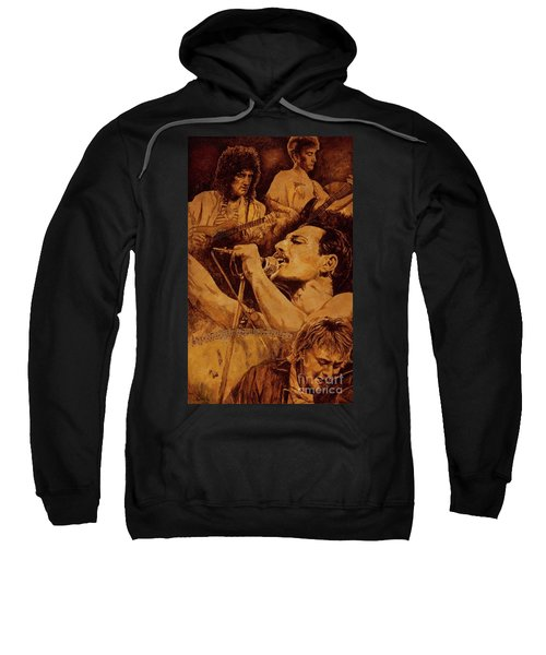 We Will Rock You Sweatshirt