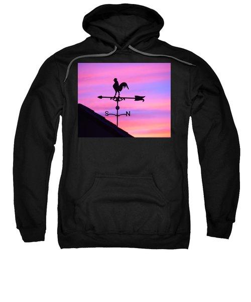 Weather Vane, Wendel's Cock Sweatshirt