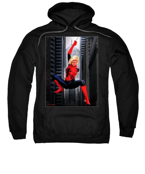 Web Swinger Sweatshirt