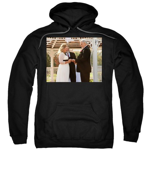 Wedding 2-4 Sweatshirt