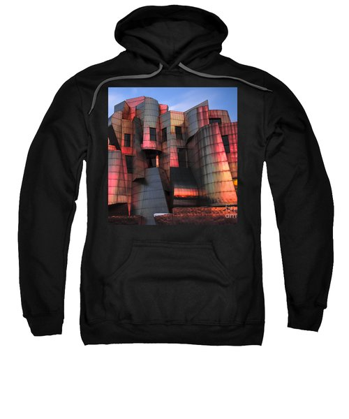 Weisman Art Museum At Sunset Sweatshirt by Craig Hinton