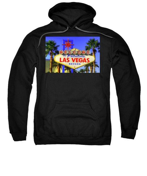 Welcome To Las Vegas Sweatshirt