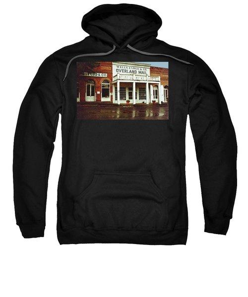 Wells Fargo Ghost Station Sweatshirt