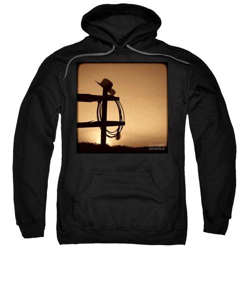 Western Sunset Sweatshirt