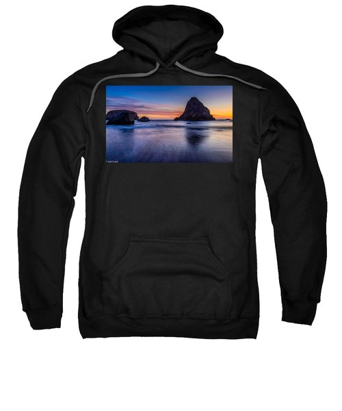 Whaleshead Beach Sunset Sweatshirt