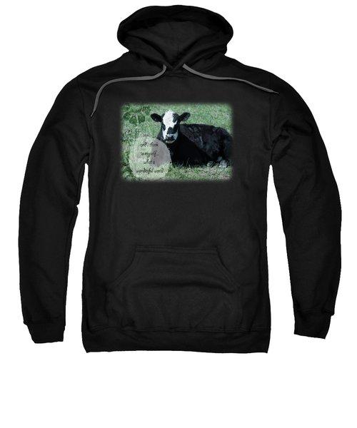 What A Wonderful World Sweatshirt
