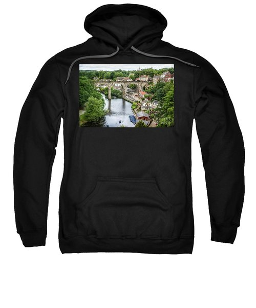 Where The River Flows Sweatshirt