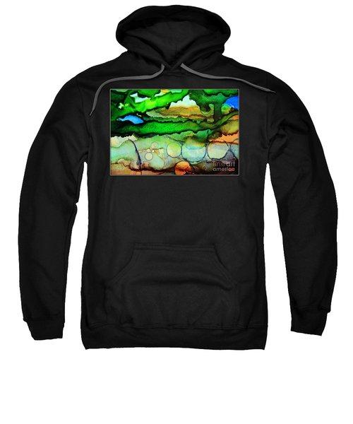 Where The Rivers Flow.. Sweatshirt