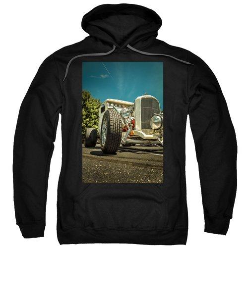 White Rod Sweatshirt