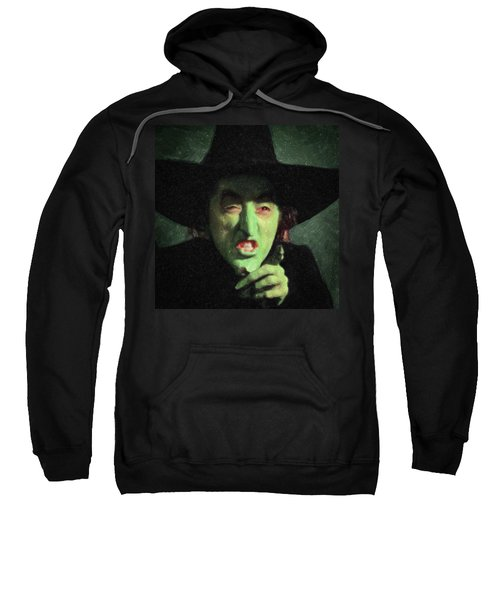 Wicked Witch Of The East Sweatshirt