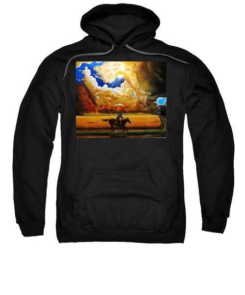 Wild Fire  Sweatshirt