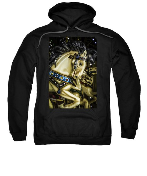 Wild Horses Ride Sweatshirt