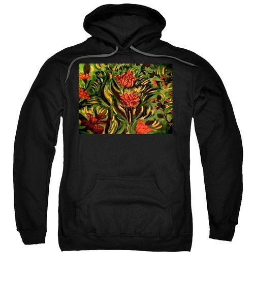 Wild Tulips Sweatshirt
