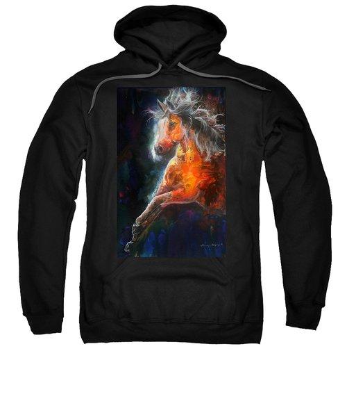Wildfire Fire Horse Sweatshirt