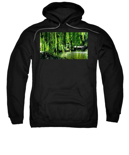 Willow Green Sweatshirt