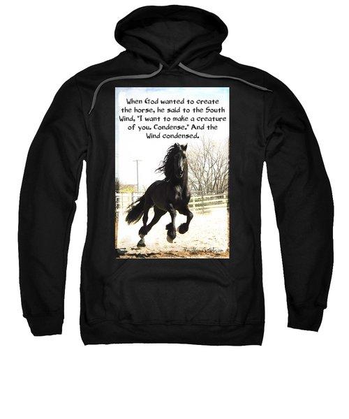 Wind In Your Mist Sweatshirt