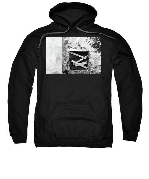 Window #2895 Sweatshirt
