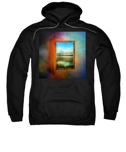 Window To Anywhere Sweatshirt