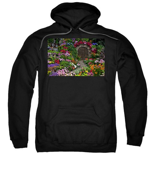 Wine Celler Gates  Sweatshirt
