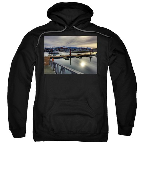 Winter Harbor Sweatshirt