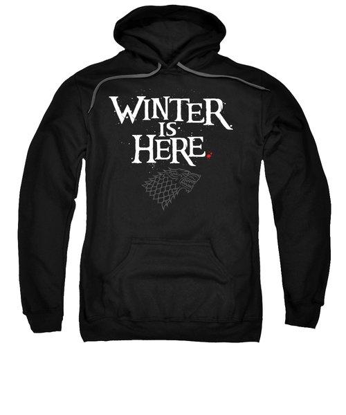 Winter Is Here - Stark Sigil Sweatshirt