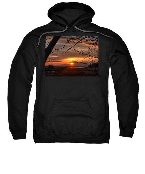 Winter Sunrise  Sweatshirt