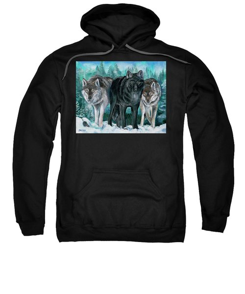 Winter Wolves Sweatshirt