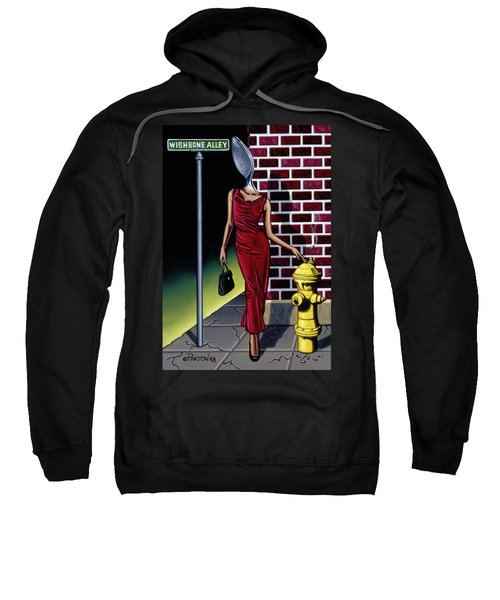 Wishbone Alley Sweatshirt