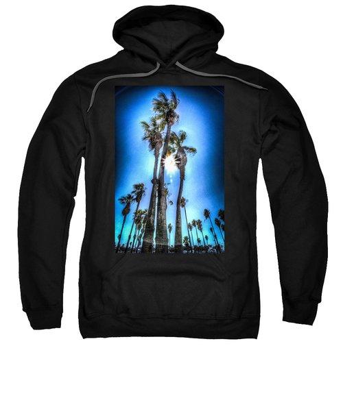 Wispy Palms Sweatshirt