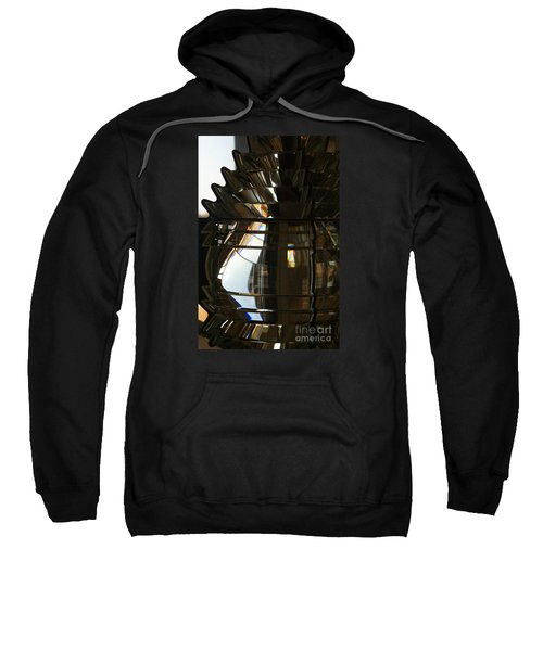 Within The Rings Of Lenses And Prisms Sweatshirt